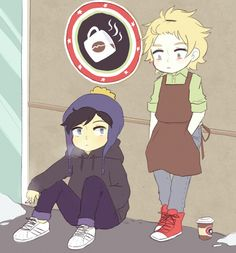 Craig x Tweek ~ coffee break