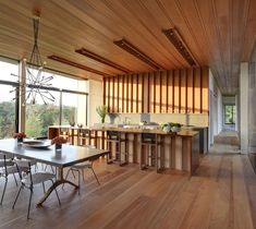 Design is in the Details: Residential #Architecture   Mothersill Residence by Bates Masi Architects