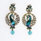 peacock-earring-color-6-green-muhenera-accessories-1036-green