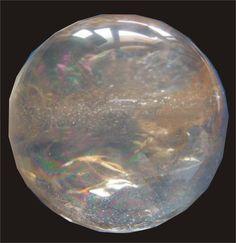 Natural Crystal Ball