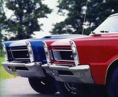 65 GTO Pontiac
