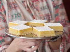 Get Lemon Bars Recipe from Food Network