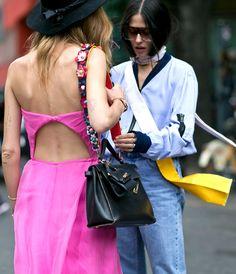 Street Style: The Best Fall Fashion from Milan Fashion Week 2015 | @StyleCaster