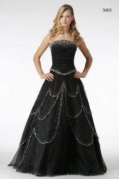 black prom dresses long | Prom Dresses