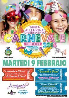 Carnevale a Mendicino