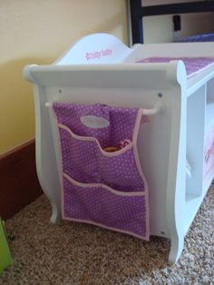 American Girl Doll Bitty Baby Changing Table | Bitty Baby Furniture U0026  Accessories By American Girl Doll | Pinterest | Bitty Baby, Girl Dolls And  American ...