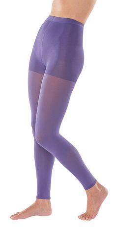 a9bebe2c50 Juzo Soft Dream Leggings 15-20mmHg - Purple Haze #lymphedema #varicoseveins  #fatigue. BrightLife Direct