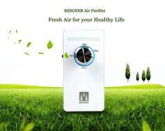 BESGEER Intelligent Sterilization House Air Purifier Ozonator Fresher Purifying Machine via Goods from Michal. Click on the image to see more!
