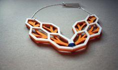 I FELT stuff (Jewelry) by Irina Elena Popescu, via Behance