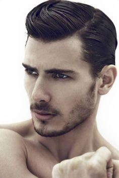 peinados halcn de imitacin para los hombres