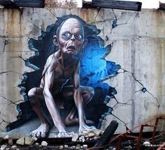 Graffit - Gollum