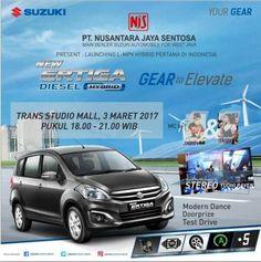 Suzuki Ertiga Diesel resmi diluncurkan di Bandung, Kehadiran New Ertiga Diesel Hybrid menambah varian Ertiga di line up Suzuki Indonesia.