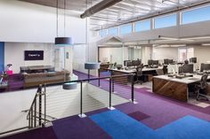 Rapt Studio has designed a new office space for Burbank-based design and branding studio Capacity. Capacity, a design + branding studio, was relocating to an