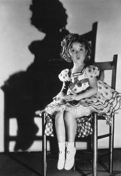 Shirley Temple, c. 1930.