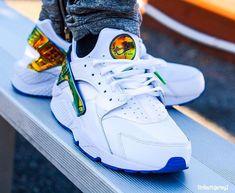 ... Nice Kicks x Nike Air Huarache Premium 'Lowrider' JustFreshKicks ...