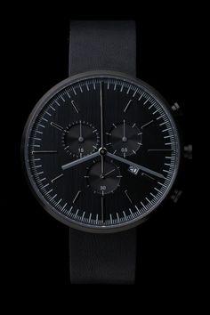 300 Series by Uniform Wares (Black).