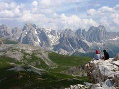 Alpe di Siusi Dolomites, Italy