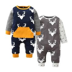 6085e6381 Tiantianhu 2017 New Newborn Baby Rompers Clothing Children Boys ...