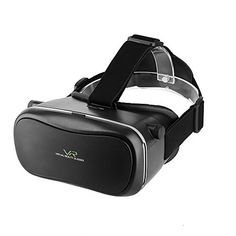 95221f28d016 Amazon.com  VR Headset Glasses MECO Virtual Reality Mobile Phone 3D Movies  Goggles for 4.7