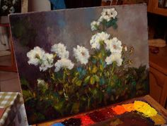 What's On My Easel?