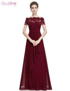 Cheap Baile 2015 recién llegado HE08490SB barco mujeres cuello azul real de encaje gasa larga vestidos baile, Compro Calidad Vestidos de Gala directamente de los surtidores de China:
