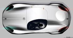 Porsche 550 Concept « Form Trends