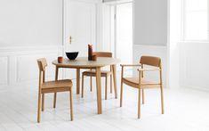 Timb Chair, Black   Normann Copenhagen Humble Design, My Design, Dinning Chairs, Copenhagen, Furniture Design, Interior Design, Armchair, Interiors, Black