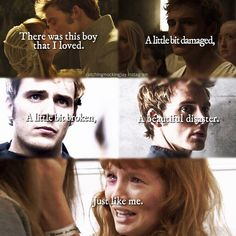 Finnick and Annie aka my heart and soul