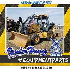 Vander Haag's, Inc. Heavy Equipment Rental, Truck Parts, Monster Trucks, American, Twitter