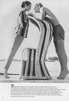 British Vogue, July 1959
