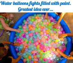 Such a good party or bonfire idea!