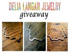 Delia Langan Jewelry Giveaway on www.oh-so-glam.com