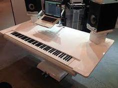 Future Music, Studio Desk, Piano, Music Instruments, Image, Study Desk, Musical Instruments, Pianos