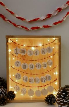 15 DIY Advent Calendars