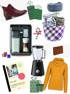 Are you still looking for gift ideas for the Foodie and Conscious Fashionista in your life? This gift guide has it all! Consciousness, Gift Guide, Make It Yourself, Group, Lifestyle, Board, How To Make, Gifts, Knowledge