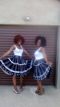 proudly tsonga Tsonga Traditional Dresses, African Traditional Dresses, Traditional Wedding Dresses, Traditional Outfits, African Wear, African Dress, African Fashion Skirts, African Outfits, Africa People