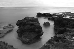 Photography   Jacob Cartwright  rocky coast of Melbourne Bay, Black Rock.