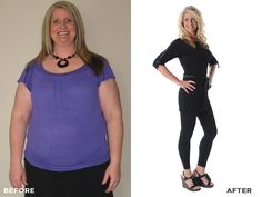 Isagenix Before and After, Isagenix Success Stories, Jill B. Before and After