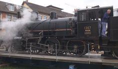Swiss Historik in Winterthur 2014 - Dampfloks, Dampfmaschinen, Fahrzeuge