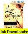 Learning Calligraphy a Book of Lettering, Design and History Margaret Shepherd ,   ,  , ASIN: B000V8WCJ8 , tutorials , pdf , ebook , torrent , downloads , rapidshare , filesonic , hotfile , megaupload , fileserve