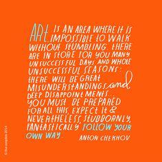 Quotable - Anton Chekhov