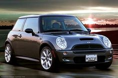 Mini Cooper, it's possible I love you, I know I really want you anyway :-)