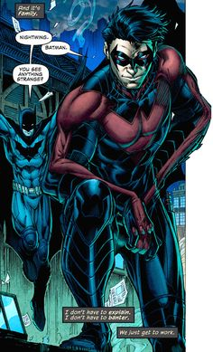 Batman and Nightwing For more things follow me : Chobi Roger