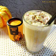 Pumpkin Spice Latte / http://juli-und-die-welt.blogspot.de/