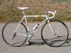 1987 Peugeot Triathlon. My first road bike.