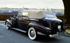 1939 Cadillac V-16 Fleetwood Convertible Sedan Conversion
