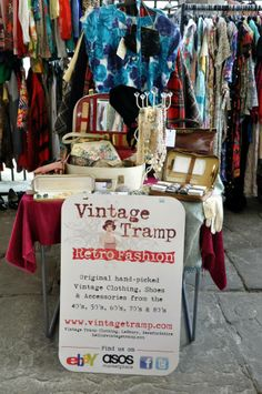 'Thank Vintage it's Friday' Vintage Fayre organised by Hay Does Vintage in Hay-on-Wye Vintage Outfits, Asos, Friday