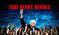 Take Heart, Berner: The Truth is Coming