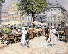 Diptyque's Crossing: Paul Gustave Fischer (1860-1934)