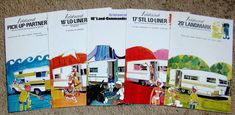 Aristocrat brochures. Not sure where I got these two photos???
